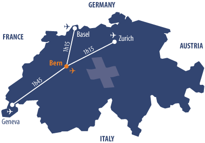 how to get from zurich to geneva by train